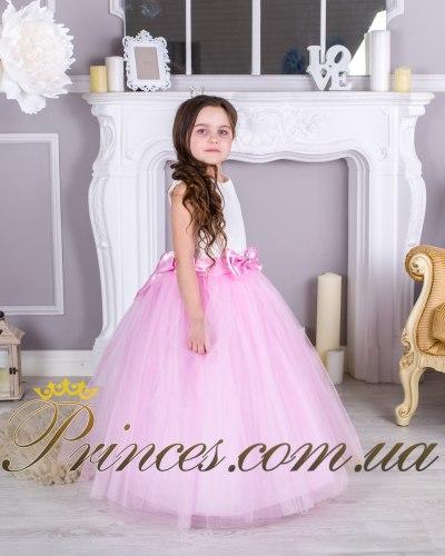 Платье ЛИЛИЯ розовая