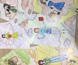 Карты «Женщина мечтательница» Павленко Татьяна