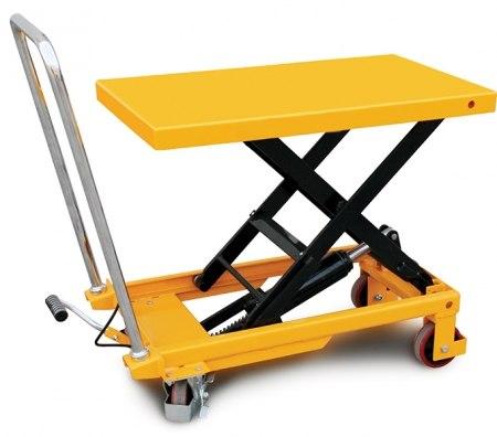 Стол гидравлический подъемный SPA 500