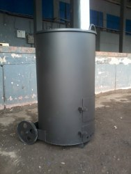 """Печь """"Смуглянка"""" 250Л (утилизатор садового мусора)"""