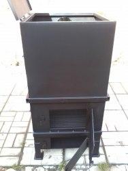 Печь для сжигания мусора, мусоросжигатель «КО ДВОРУ»