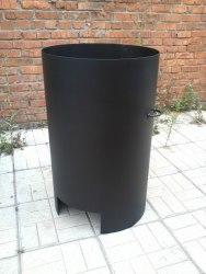 """Печь """"Бочка"""" для сжигания мусора Nada"""