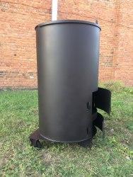 """Печь """"Смуглянка-ЭКО"""" (Утилизатор садового мусора-УСМ)"""