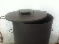 Печь для садового мусора Бочка 3М (NADA)