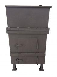 Печь для сжигания мусора NADA Плюс