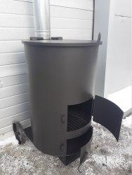 """Печь для сжигания мусора """"Золушка""""-2 особо прочная (NADA)"""