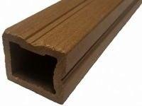 Лага из древесно-полимерного композита (ДПК) 35*40*4000мм (40*35*4000мм)