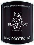Масло Black Fox Protector для террасной доски ДПК Банка 2,5 л прозрачный