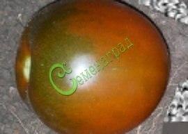 Семена томатов Де борао черный, 1 уп.-20 семян - высокорослый, до 100 г, урожайный, популярный. Семенаград - семена почтой