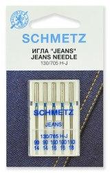 ИГЛЫ ДЛЯ ДЖИНСЫ Schmetz Для джинсы