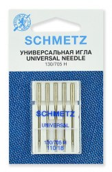 ИГЛЫ СТАНДАРТНЫЕ Schmetz №110