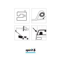 Промышленный очиститель SPIRIT 6