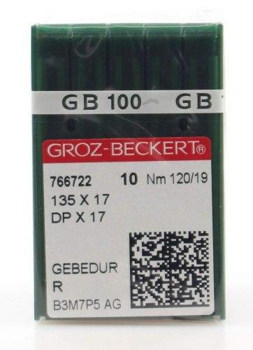 ИГЛЫ Groz-Beckert 135x17
