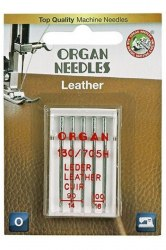 Organ Leader для кожи ORGAN NEEDLES ORGAN LEADER №90-100