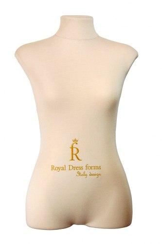 Манекен Royal Dress Forms Christina Бежевый