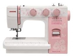 Швейная машина Janome Smart 2119