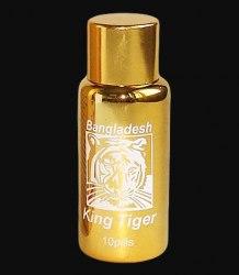 """Таблетки для потенции """"Бенгальский тигр"""" Bangladesh King Tiger"""