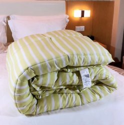 Одеяло пуховое домашнее MUJ I HOME (гусиный пух) б212-3
