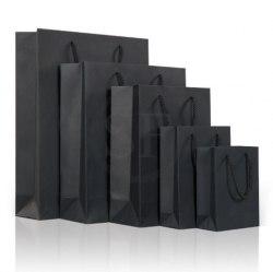 """Пакет подарочный """"Чёрный"""" б710-8м"""