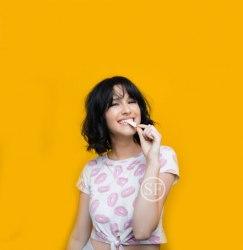 Возбуждающая жевательная резинка для женщин Aphrodisiac Chewing Gum Сладкая мята