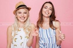 Возбуждающая жевательная резинка для женщин Aphrodisiac Chewing Gum Черника