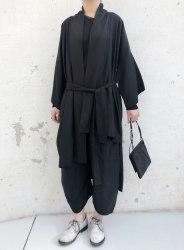 Халат-кимоно из тенселя в408-39
