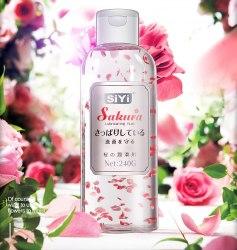 """Лубрикант для увеличения удовольствия """"Sakura"""" 240 мл."""