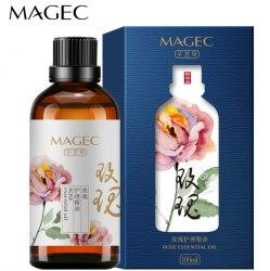 Массажная смесь масел с эфирным маслом дикой розы Ругозы для интимного массажа (500 мл.) в410-8