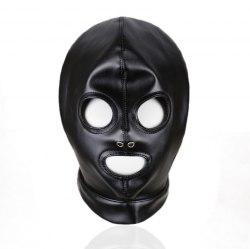 Шлем на шнуровке в411-15