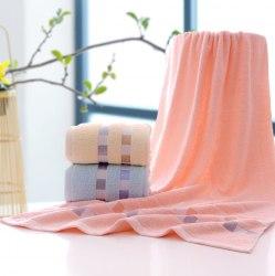 Полотенце банное в ассортименте (70*140 см) в411-50
