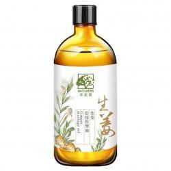 Массажная смесь масел с эфирным маслом Имбиря для интимного массажа (500 мл.) в112-4
