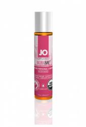 "Оральный лубрикант ""Клубника"" System JO Organic Natural Love Strawberry, 30 мл"