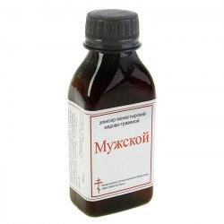 """Эликсир монастырский """"Мужской"""""""