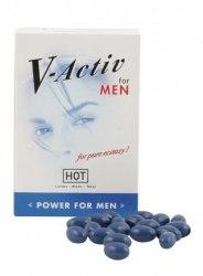 """Капсулы для увеличения потенции """"V-ACTIV POWER for men"""" (10 капс.)"""