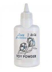 Нейтральная пудра для игрушек Love Protection Classic