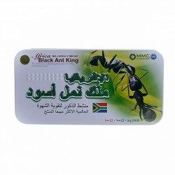 "Africa Black Ant King ""Африканский чёрный муравей"" (12 табл+12 капс. по 8800 мг.)"