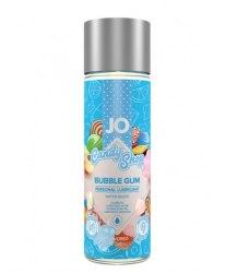 Вкусовой лубрикант на водной основе System JO Candy Shop Bubble Gum (жвачка), 60 мл.