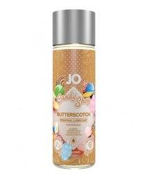 Вкусовой лубрикант на водной основе System JO Candy Shop Butterscotch (ириски), 60 мл.