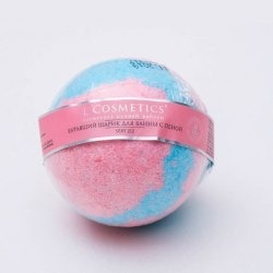 "Бурлящий шар для ванны ""L'Cosmetics Sexy 212 с пеной"", 130 гр."