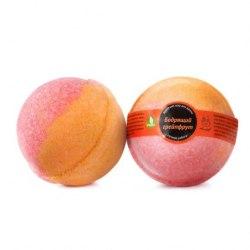 """Бурлящий шар для ванны """"Бодрящий грейпфрут"""", 150 гр."""