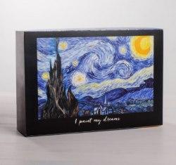 Коробка складная «Звездная ночь»