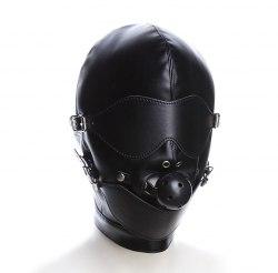 """Шлем закрытый """"Wild"""" (маска для депривации)"""