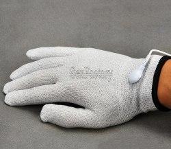 Тканевые электропроводящие перчатки