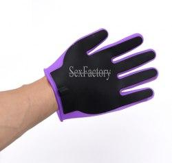 Силиконовые электропроводящие перчатки