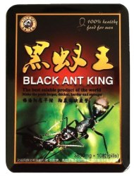 Black Ant King (Чёрный муравей) 10 табл.
