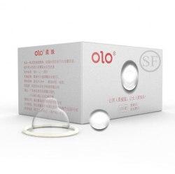 Ультратонкие презервативы с бусинкой 0,01 мм. 5+5 шт. б210-2
