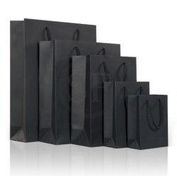 """Пакет подарочный """"Чёрный"""" б710-8с"""