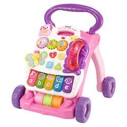"""Ходилка VTech 2 в 1 """"Телефон"""" pink"""