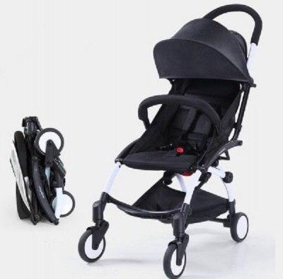 Коляска Babytime Black