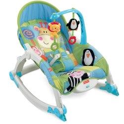 "Кресло качалка Fisher Prce ""Зоопарк"